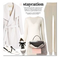 """""""Staycation"""" by stellaasteria ❤ liked on Polyvore featuring Naeem Khan, Chloé, Brunello Cucinelli, Fendi and staycation"""