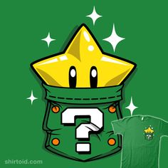 Pocket Star by JakGibberish - Get Free Worldwide Shipping! This neat design is available on comfy T-shirt (including oversized shirts up to ladies fit and kids shirts), sweatshirts, hoodies, phone cases, and more. Free worldwide shipping available. Cartoon Drawings, Cartoon Art, Cartoon Characters, Fictional Characters, Fat Cats, Super Mario Bros, Fan Art, Chibi, Anime