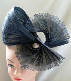 Black Jinsin Design.Sheneek Fascinators