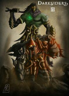 Darksiders Death/War