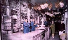 Aniceto Ródriguez abrió en 1930,con ese nombre,en el local de los Cantones donde estuvo hasta su cierre en 2012.Su antecesor se iniciara en el negocio en 1815 en otro local del Cantón pequeño.