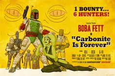"Boba Fett in ""Carbonite is Forever"" by Cliff Chiang"