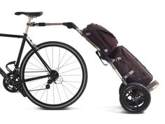 Burley Travoy Bike Trailer Review