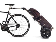 Burley Travoy Bike Trailer Review
