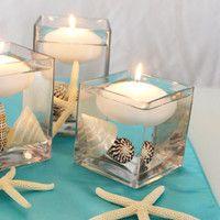 Beach Wedding Centerpieces, Wedding Vases, Hawaiian Centerpieces, Beach Table Decorations, Wedding Champagne, Wedding Card, Wedding Bouquet, Boho Wedding, Summer Wedding