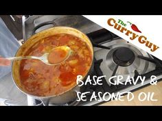 Base Curry Sauce | British Indian Restaurant Recipe | The Curry Guy