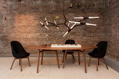 Agnes 10 Chandelier by Lindsey Adelman for Roll & Hill