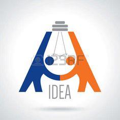 ハンドシェーク: 創造的な概念黒白いアイコンの握手。ビジネスと金融の背景。考え、チーム、チーム作業の最良の取引です。フラット ベクター デザイン  イラスト・ベクター素材