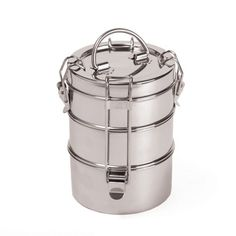 Stainless Steel Food Containers: To-Go Ware 3 Tier Food Carrier Gaiam,http://www.amazon.com/dp/B001KNO1PG/ref=cm_sw_r_pi_dp_.116sb0GRTYSN3H3
