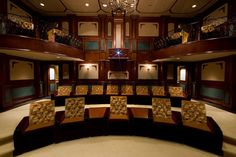 Two story home theater. The ultimate diy basement makeover.... LET THE WINNING PAIR FIND YOUR DREAM HOME 732.207.8154 www.monmouthhomesforsale.com