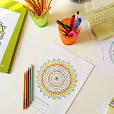 #21MMMColoringBook #mandalacoloringclub #coloringclub #mandalacoloringbook #coloringbook #mandalas #chakramandala #meditattion #antistresstherapy #arttherapy #colors #creativity #art