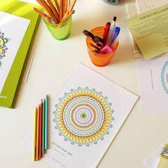 #21MMMColoringBook #mandalacoloringclub #coloringclub #mandalacoloringbook #coloringbook #mandalas #chakramandala #meditattion #antistresstherapy #arttherapy #colors #creativity #art