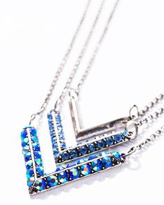 Aztec Goddess Necklace