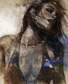 Pier Toffoletti art - Italian painter
