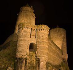Château de FougèresIlle-et-Vilaine BretagneFrance48.35361,-1.20944