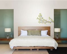 Appeal Of Your Bedroom Without Detracting From Its Simplistic Design