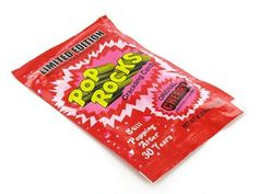 Pop Rocks! And the urban legend that they killed that kid Mikey from the Life Cereal commercials when he ate them and drank a Coke. :)