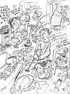 187 best cartooning images sketches drawings drawing techniques Og Gang 1950s