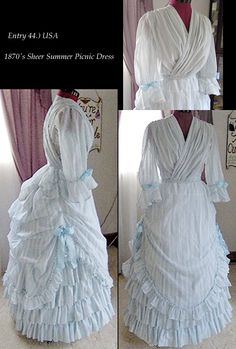 1870's bustle dress | ... Bustle Dress, Victorian Dress- Bustle Dress, Victorian Costume