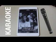 Turn Your iPhone, iPad or Android Device into a Karaoke Machine for Free! Karaoke System, Im Falling, Frozen Party, Apple Watch, Free Youtube, Ipad, It Cast, Android
