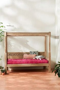 Shop the Ezana Indoor/Outdoor Canopy Daybed at Anthropologie today. Read customer reviews, discover product details and more.