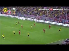 ▶ Borussia Dortmund 4:2 FC Bayern Munich SUPERCUP FINAL | All Goals & Highlights 27.07.2013 - YouTube