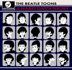 The Beatles TV cartoon show. Look up the episodes on YouTube!