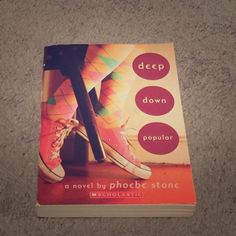 Deep Down Popular! This novel would be great for any teenager! Used only once and looks almost brand new! Other