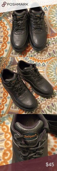 Rockport Casual Shoe Size 7 1/2 GUC.... WORK SHOE OR CASUAL DRESS SHOE Rockport Shoes Oxfords & Derbys