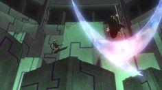 Soul Eater - Maka uses Genie Hunter