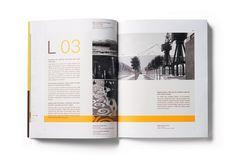 Projeto editorial clean e equlibrado ;)