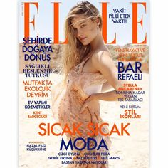 Elle Magazine [Turkey] (June 2016)
