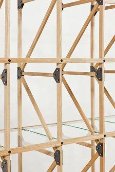 uoudesign:  Furn joints 3   En la unión está el detalle