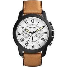 f5627e1c6fb Relógio Masculino Fossil Analógico Casual Fs5087 0bn Relógio Fossil