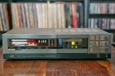 JVC DD-V9 Hi-Fi Stereo Cassette Deck