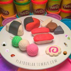 #Emoji #PlayDoh Food Part 1