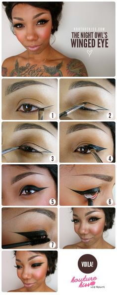 10 Creative And Useful Makeup Tutorials