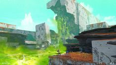 The Art Of Bungie's Destiny 2