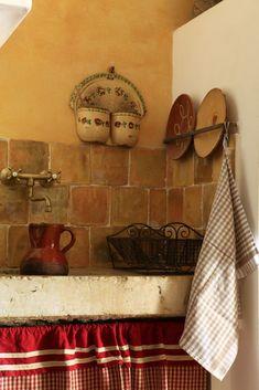 Maison Frédéric Rosso... a dream house in Provence.  Click to take a virtual tour!  Photo (c) Jose Nicolas  #loccitane #provence #design