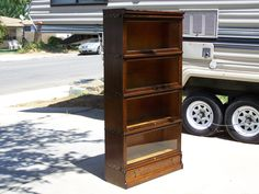 """4 stack """"D"""" Macey with drawer  / SOLD"""