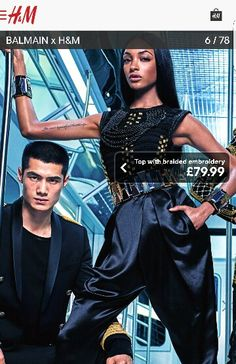 48ab82ba Top with Braided Embroidery Mario Sorrenti, All Black Outfit, Black  Outfits, Jourdan Dunn