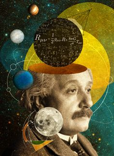 PETER HORVATH ILLUSTRATION: GRAVITY'S MUSE