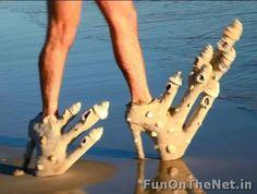 sandcastle shoes...Thanks Lake!