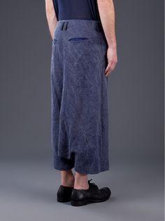 ZIGGY CHEN - Linen Harem Trousers