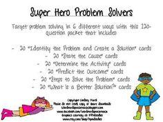 Problem and solution worksheets 2nd grade