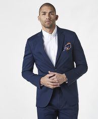Suit Jacket, Breast, Blazer, Suits, Navy, Jeans, Jackets, Fashion, Hale Navy
