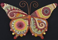mosaic butterfly 2