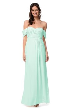 Shop Dove & Dahlia Bridesmaid Dress - Layla in Luxe Stretch Jersey at Weddington Way. Find the perfect made-to-order bridesmaid dresses for your bridal party in your favorite color, style and fabric at Weddington Way.