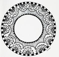 Round Zendala