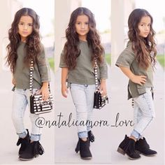 denim jeans to your kids fashion